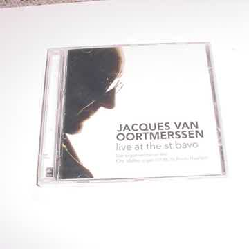 SEALED CD Jacques Van Oortmerssen live at the st. bavo ...