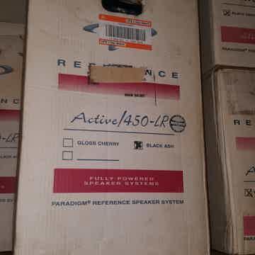 Reference 450 L&R Black Ash