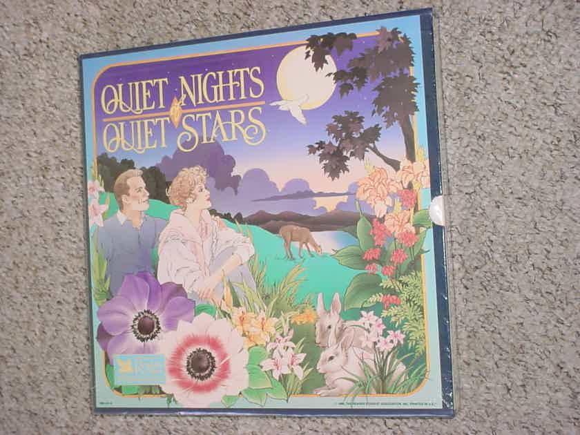 SEALED Quiet Nights Quiet Stars Readers digest lp record box set 1988 RBA-031/A
