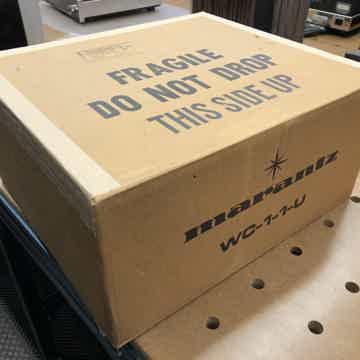 Marantz WC-1-1-U 10b Tuner Cabinet