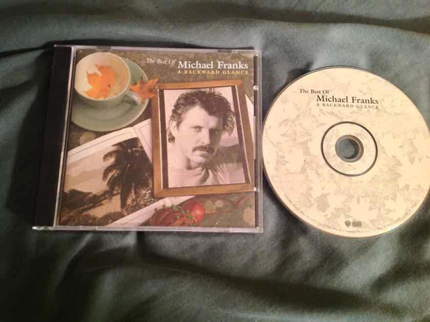 Michael Franks The Best Of A Backward Glance