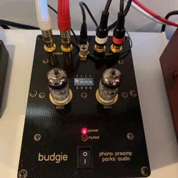 Budgie Phono Pre-Amp