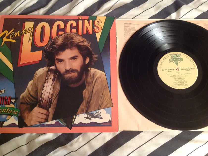 Kenny Loggins High Adventure Bruce Botnik Producer