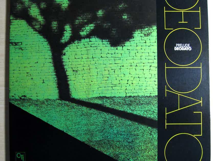 Deodato - Prelude 1973 NM- Vinyl LP Jazz  CTI Records CTI 6021