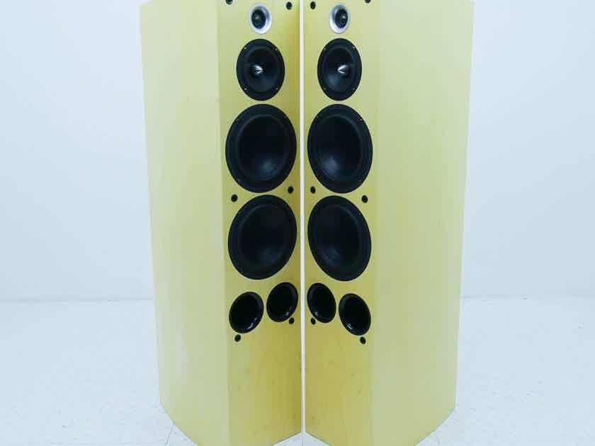 Pinnacle Black Diamond BD 2500 Floorstanding Speakers Maple Pair (15111)