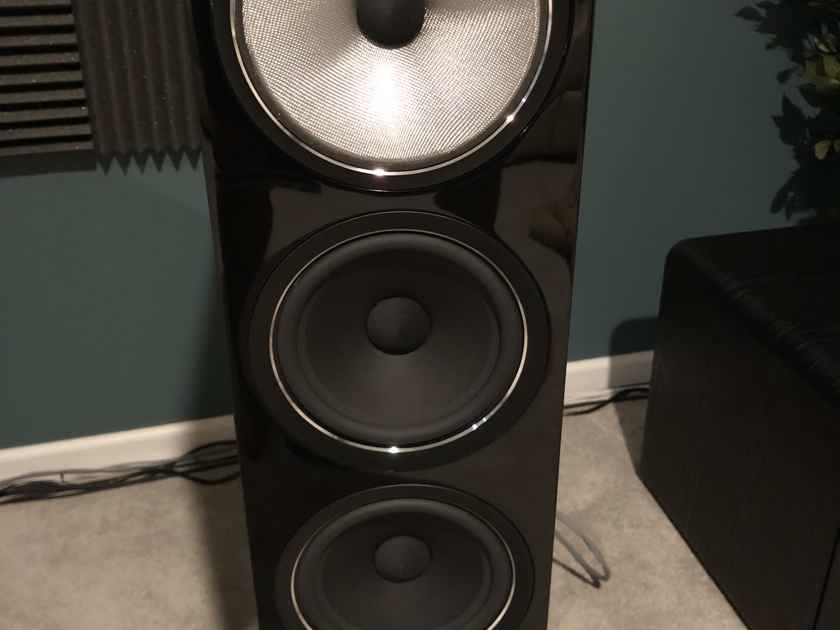 B&W (Bowers & Wilkins) 702 S2 in Gloss Black