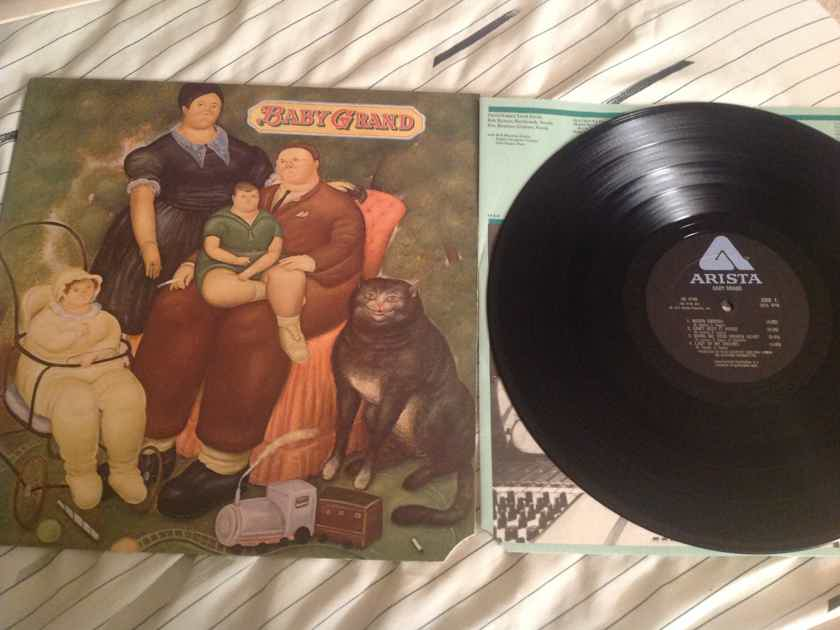 Baby Grand Baby Grand Arista Records Black Label