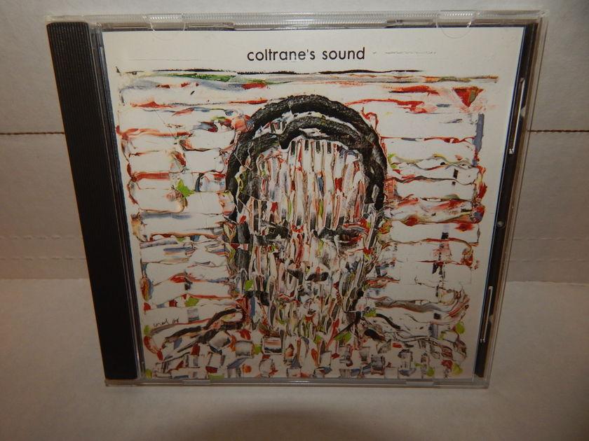 JOHN COLTRANE  - Coltrane's Sound McCoy Tyner Elvin Jones  Atlantic 1419-2 U.S CD