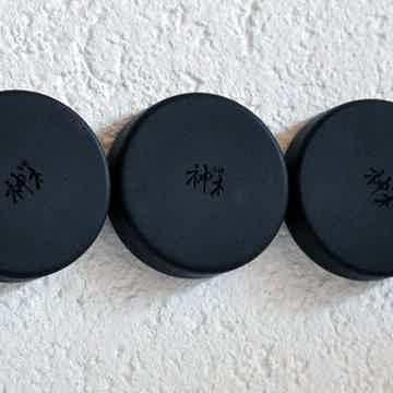 Shun Mook Mpingo Discs