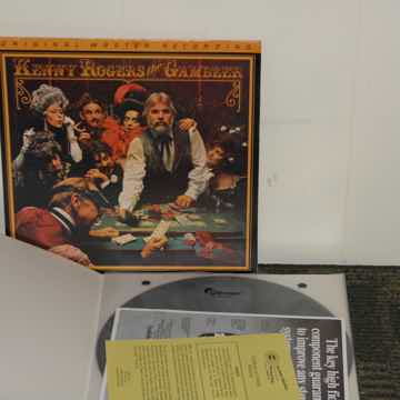Kenny Rogers - The Gambler    MFSL JVC Japan pressing NM+