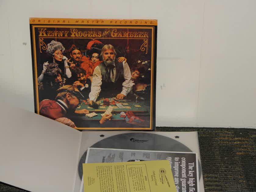 Kenny Rogers - The Gambler    MFSL JVC Japan pressing NM+