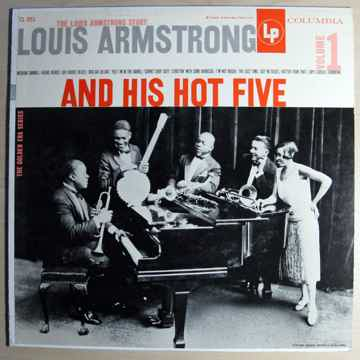 Louis Armstrong And His Hot Five - The Louis Armstrong ...