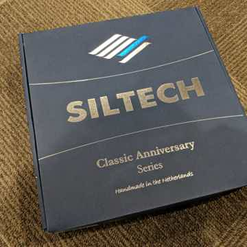 Siltech Cables Classic Anniversary 550i