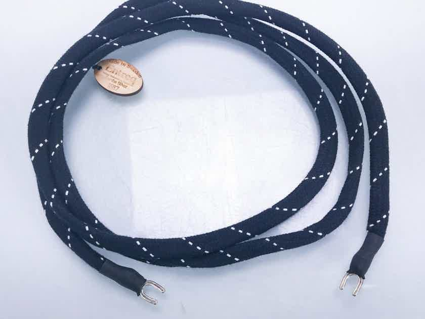 Entreq Eartha Silver Grounding Cable; Single 1.65m Cable (16458)