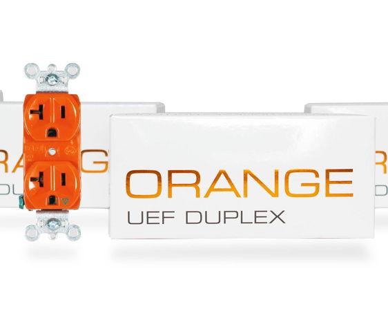 Synergistic Research ORANGE UEF Duplex