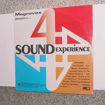 SQ System Quadraphonic lp record