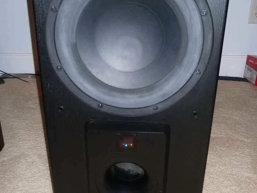 Aerial Acoustics SW-12 Sub Piano Black