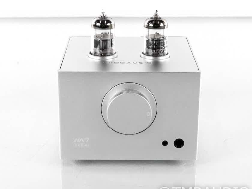 Woo Audio WA7 Fireflies Tube Headphone Amplifier / USB DAC; Gen1 (No Glass) (21811)