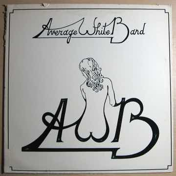 Average White Band - AWB  - Reissue Atlantic SD 7308