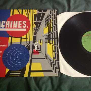 Various PIL X.T.C. John Foxx Others - Machines. Virgin ...