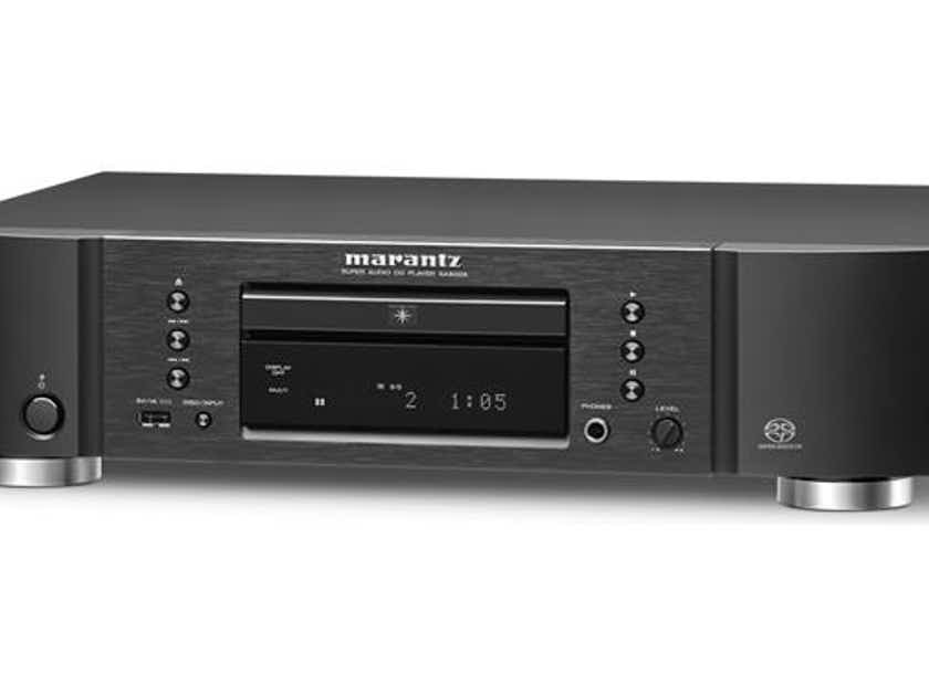 Marantz SA8005 CD/SACD/DAC Perfect
