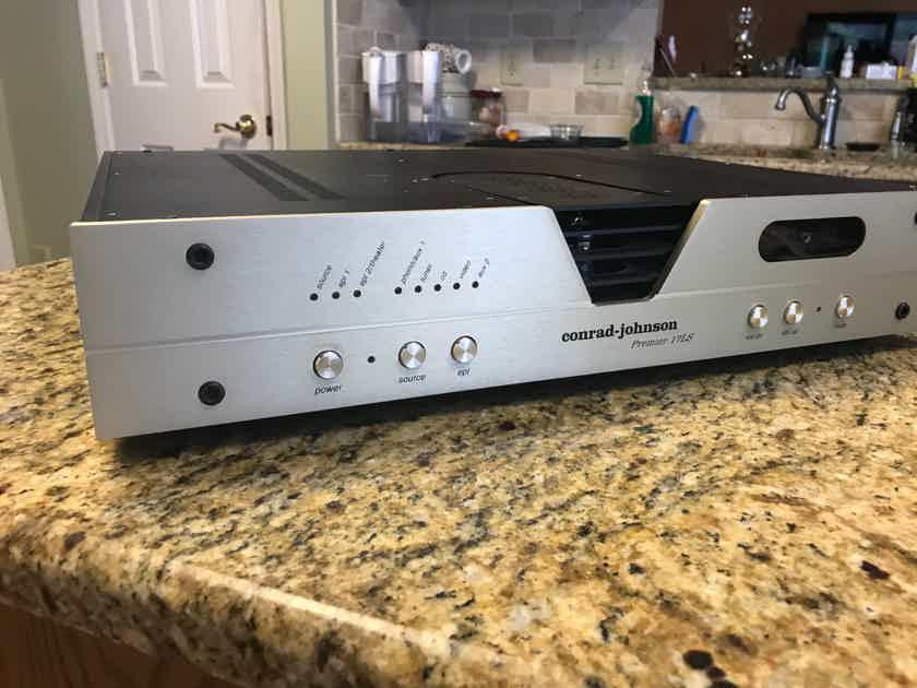 Conrad Johnson Premier 17LS- Remote -(Superb Sounding and Performing)