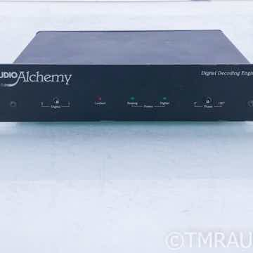 Audio Alchemy Digital Decoding Engine v1.0 DAC