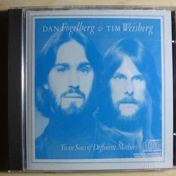 Dan Fogelberg & Tim Weisberg Twin Sons Of Different Mothers