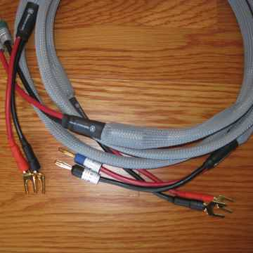 Maker Audio Reference, Speaker Cables, 1.5M, Spade to B...