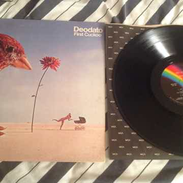 Deodato  First Cuckoo MCA Records Rainbow Label