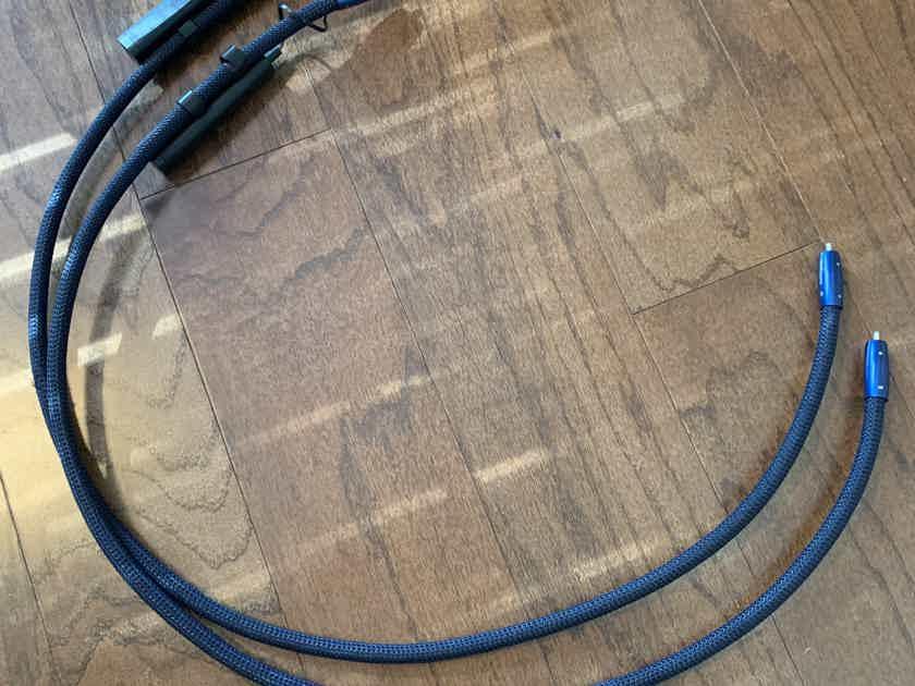 Audioquest  Water Interconnect Pair - 1 Meter RCA