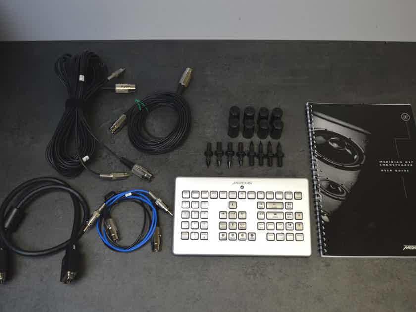 Meridian DSP-5500 - DSP Active, 3-Way Loudspeakers