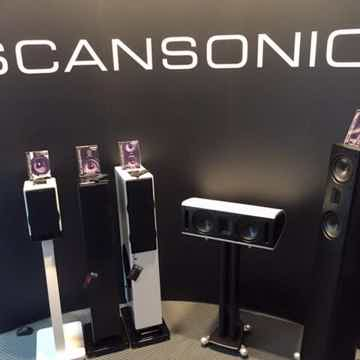 Scansonic MB Series speakers