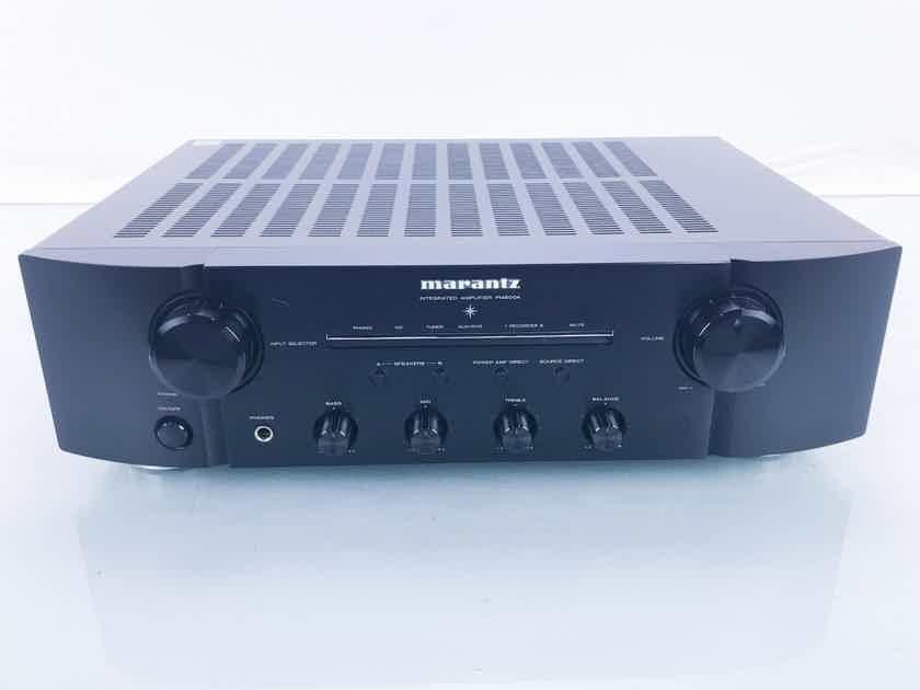 Marantz PM8004 Stereo Integrated Amplifier PM-8004; Remote; MM Phono (16193)