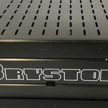 Bryston 4Be Amplifier - Rare Professional Studio Model