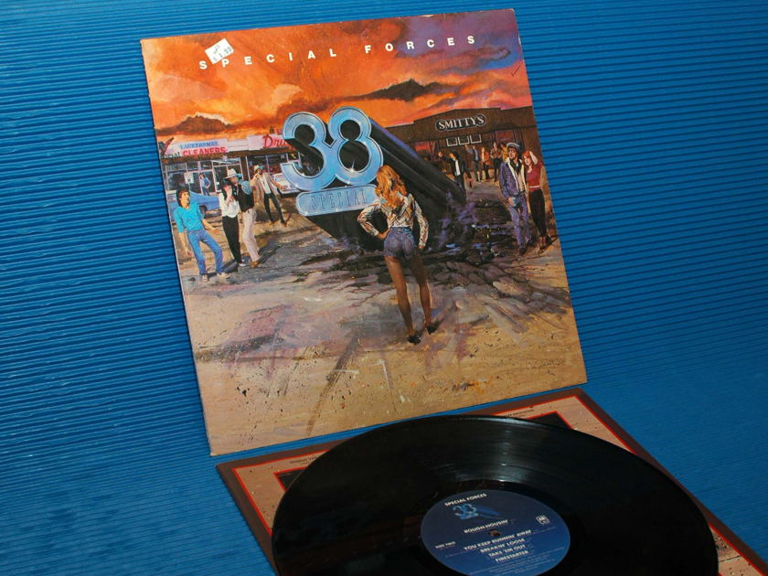 """38 SPECIAL  - """"Special Forces"""" - A&M 1982 mastered by R Ludwig"""