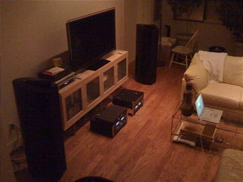 First Audiophile System