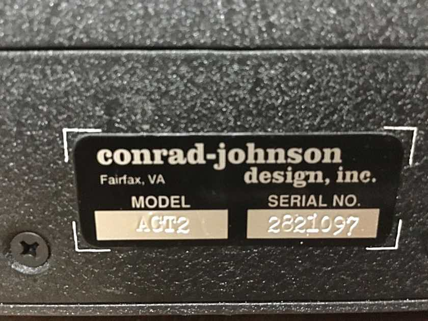 Conrad Johnson ACT2 Preamp- MINT CONDITION / ORIGINAL BOX, OWNER'S MANUAL & REMOTE INCLUDED
