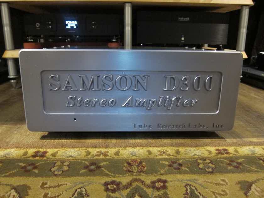 Tube Research Labs Samson amplifier (very rare)