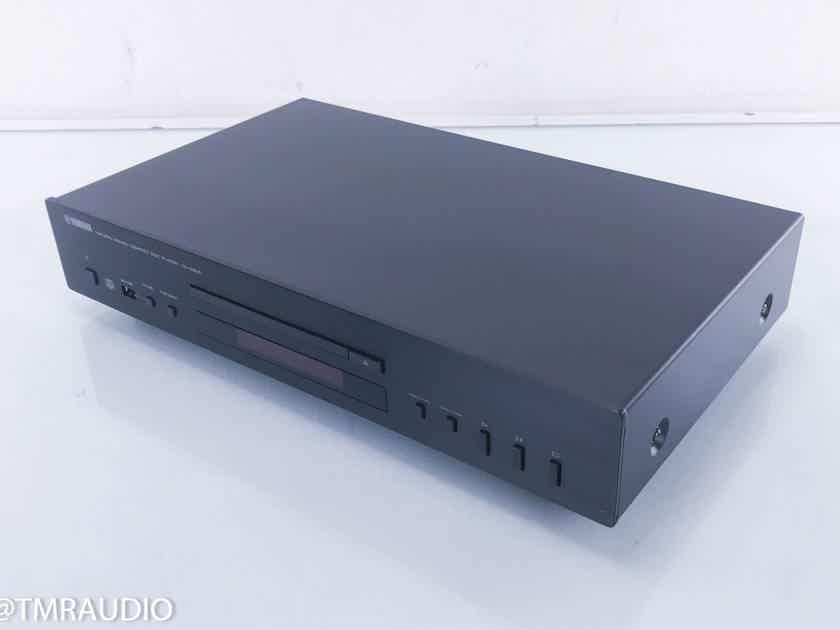 Yamaha CD-S300 Compact Disc Player; Black(11187)