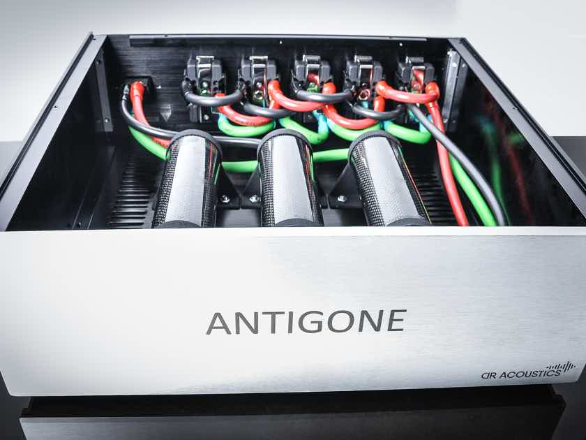 DR Acoustics Antigone 10 Furutech NCF Voted best by Son & Image magazine
