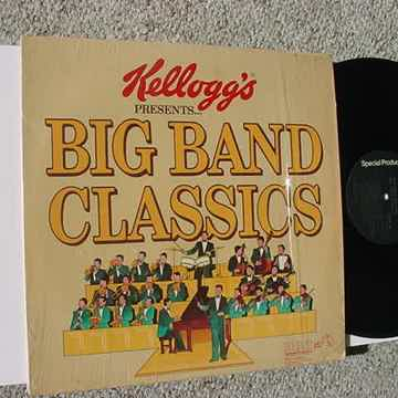 KELLOGGS Big Band classics - lp record RCA 1980 HINES D...