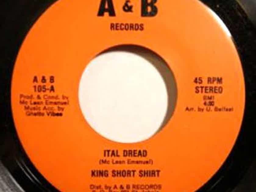 King Short Shirt – Ital Dread