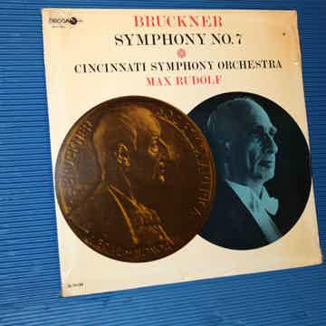 "BRUCKNER / Rudolf  - ""Symphony No.7"" - DECCA 1964 MONO ..."