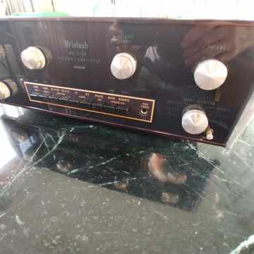 McIntosh MA-6100 - New Price - Mint Condition...Just Se...