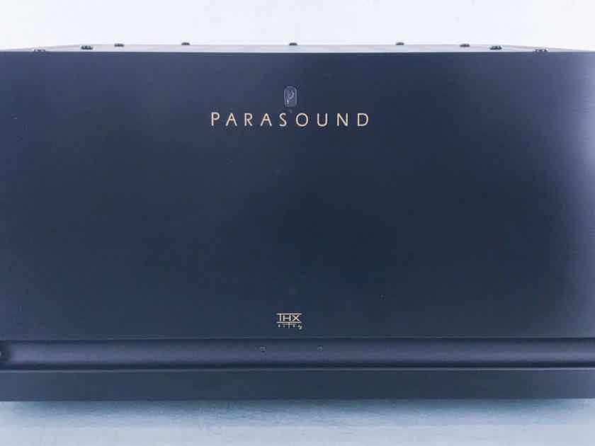 Parasound A21 Stereo Power Amplifier Black (15132)