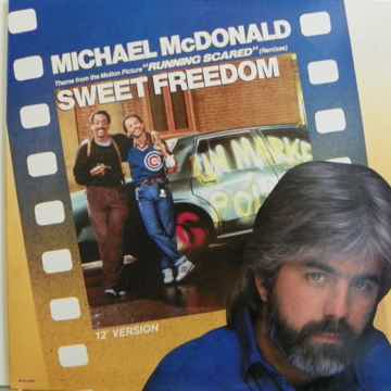 MICHAEL McDONALD SWEET FREEDOM
