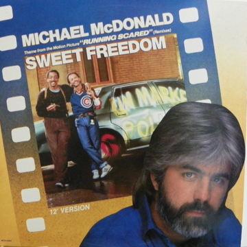 MICHAEL McDONALD SWEET FREEDOM