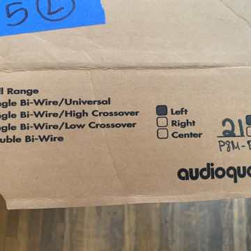 AudioQuest Volcano spk