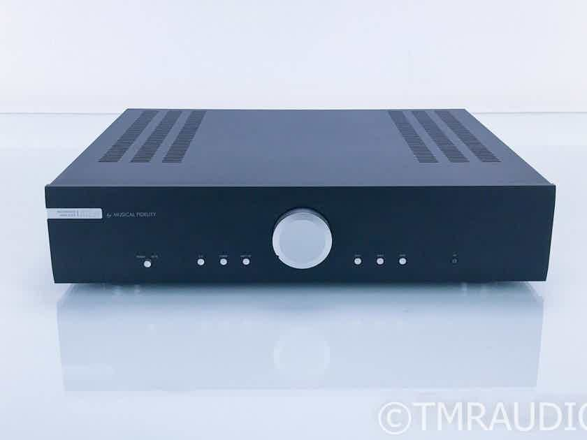 Musical Fidelity M2si Stereo Integrated Amplifier; M-2 si; Black; Remote (17574)